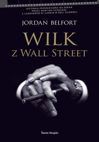 Okładka książki/ebooka Wilk z Wall Street