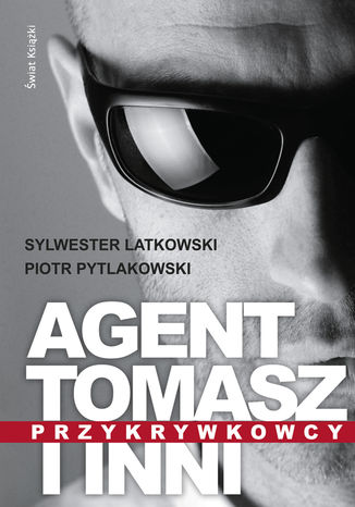 Okładka książki Agent Tomasz i inni