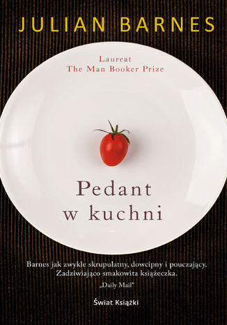 Okładka książki Pedant w kuchni