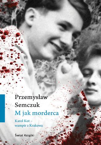 Okładka książki/ebooka M jak morderca
