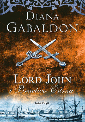 Okładka książki/ebooka Lord John i Bractwo Ostrza