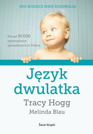 Okładka książki Język dwulatka