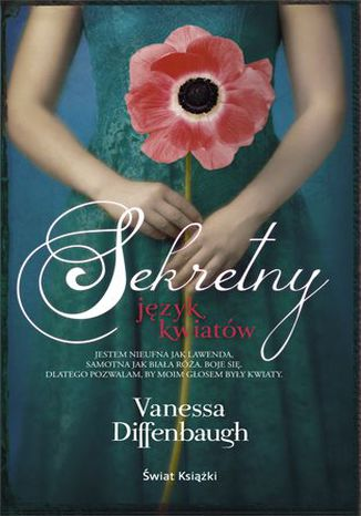 Okładka książki Sekretny język kwiatów