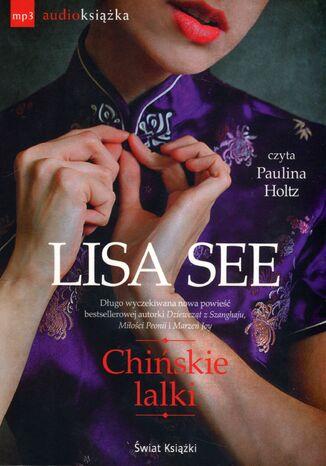 Okładka książki/ebooka Chińskie lalki
