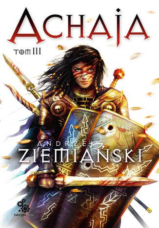 Okładka książki Achaja - tom 3