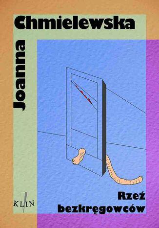 Okładka książki Rzeź bezkręgowców