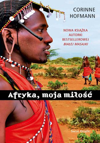 Okładka książki Afryka, moja miłość