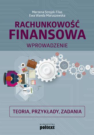 Okładka książki/ebooka Rachunkowość finansowa. Teoria, przykłady, zadania