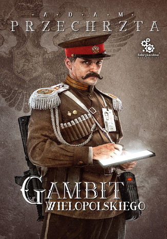 Okładka książki Gambit Wielopolskiego