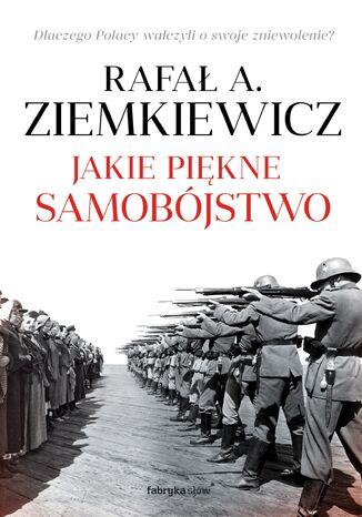 Okładka książki/ebooka Jakie piękne samobójstwo