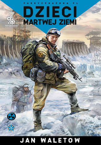 Okładka książki Dzieci Martwej Ziemi