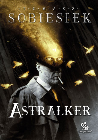 Okładka książki Astralker