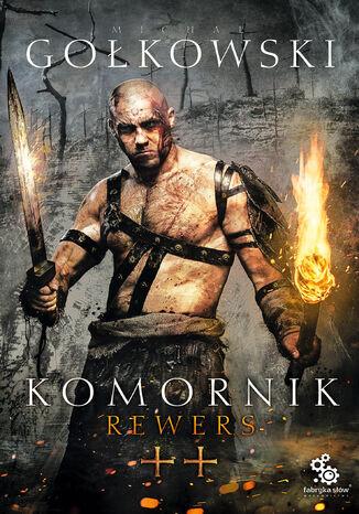Okładka książki Komornik 2. Rewers