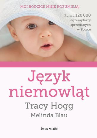 Okładka książki Język niemowląt