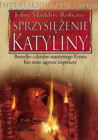 Okładka książki Sprzysiężenie Katyliny