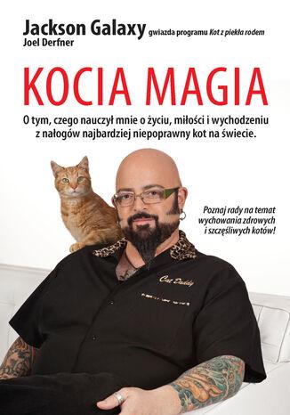 Okładka książki/ebooka Kocia magia