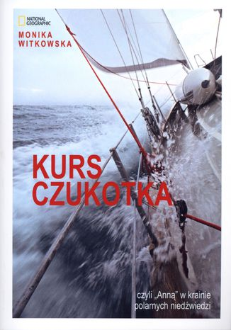 Okładka książki/ebooka Kurs Czukotka