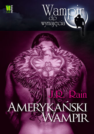 Okładka książki Amerykański wampir