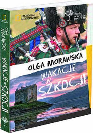 Okładka książki/ebooka Wakacje w Szkocji