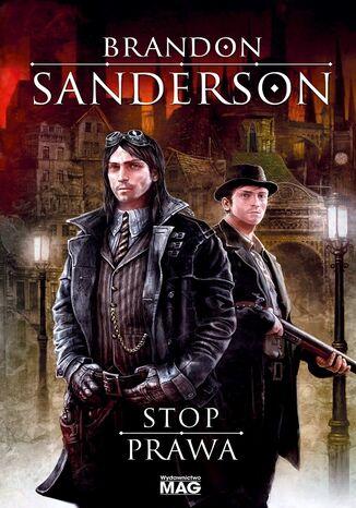 Okładka książki/ebooka Stop prawa