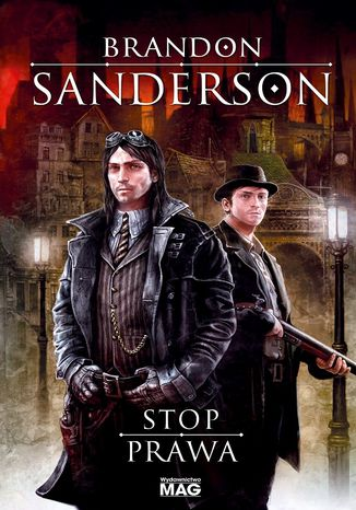 Okładka książki Stop prawa