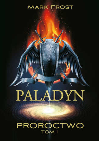 Ebook Paladyn tom 1. Proroctwo