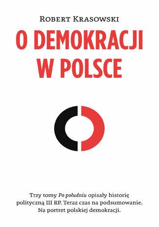 Okładka książki O demokracji w Polsce