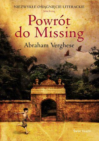 Okładka książki/ebooka Powrót do Missing