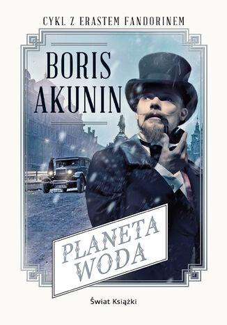Okładka książki/ebooka Planeta Woda