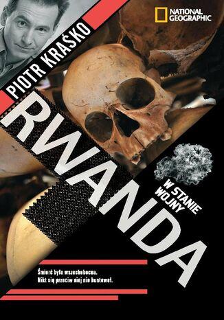 Okładka książki Rwanda. W stanie wojny