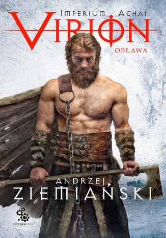 Okładka książki Imperium Achai (#2). Virion 2. Obława