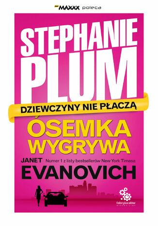 Okładka książki Stephanie Plum. Ósemka wygrywa