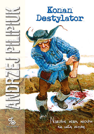 Okładka książki Konan Destylator