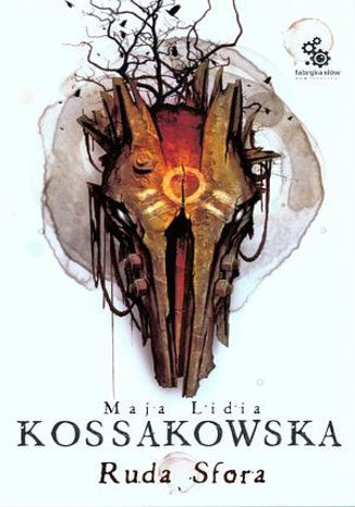 Okładka książki/ebooka Ruda Sfora