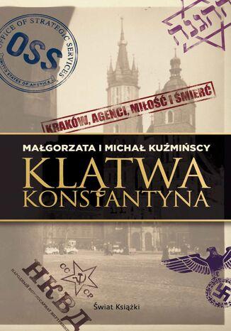 Okładka książki/ebooka Klątwa Konstantyna