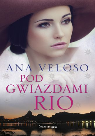 Okładka książki Pod gwiazdami Rio