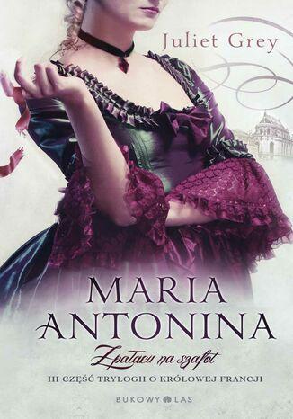 Okładka książki Maria Antonina. Z pałacu na szafot