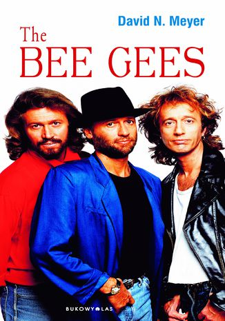 Okładka książki The Bee Gees