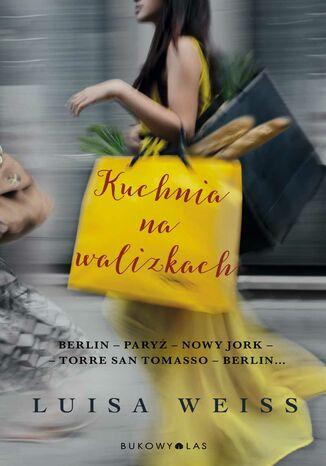 Okładka książki/ebooka Kuchnia na walizkach