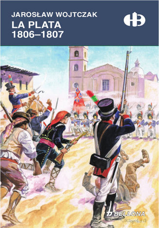 Okładka książki La Plata 1806-1807