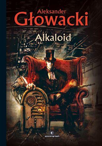 Okładka książki Science Fiction z plusem. Alkaloid