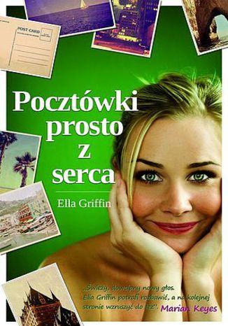 Okładka książki/ebooka Pocztówki prosto z serca