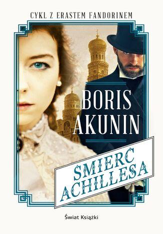 Okładka książki/ebooka Śmierć Achillesa