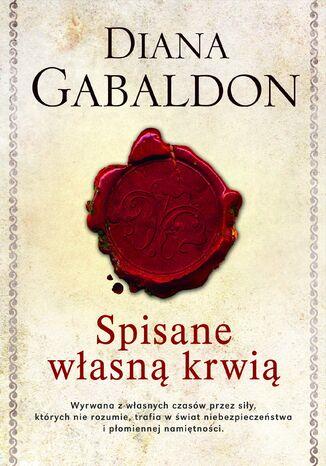 Okładka książki Spisane własną krwią