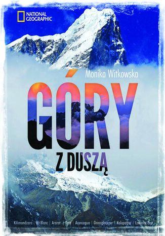 Okładka książki Góry z duszą