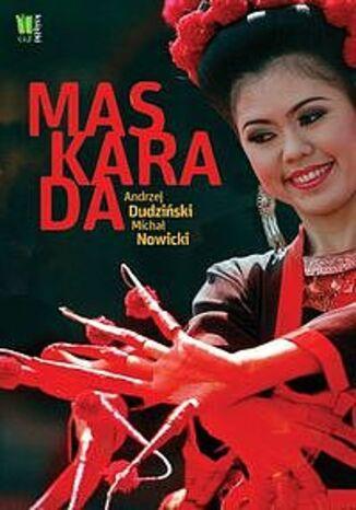 Okładka książki Maskarada