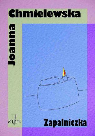 Okładka książki Zapalniczka