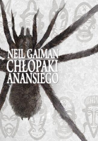 Okładka książki Chłopaki Anansiego
