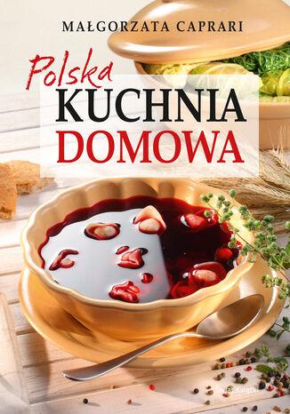 Okładka książki Polska kuchnia domowa