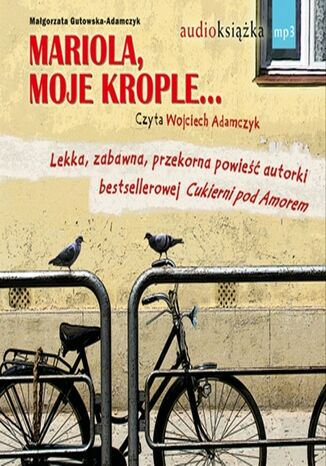 Ebook Mariola, moje krople